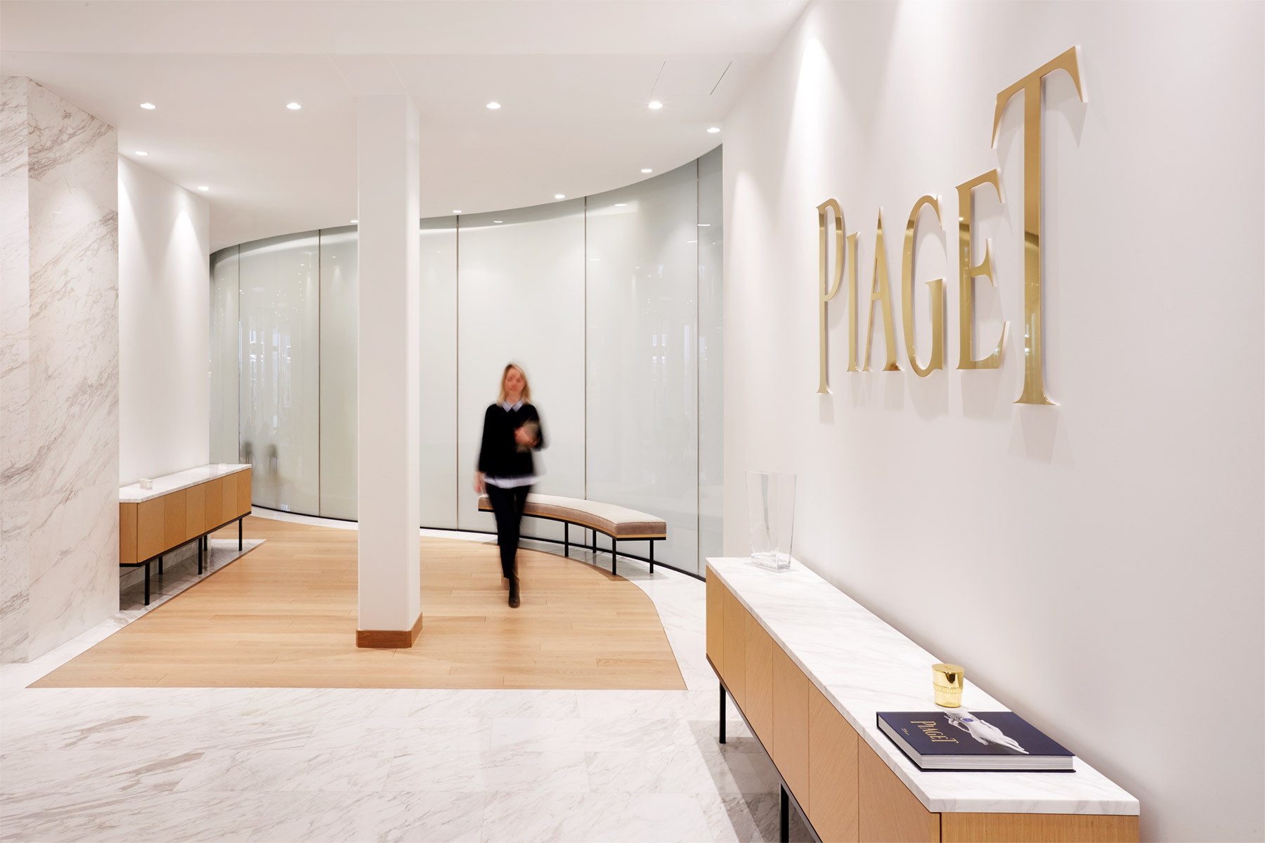 manufacture Piaget architecture Maud Guye-Vuilleme